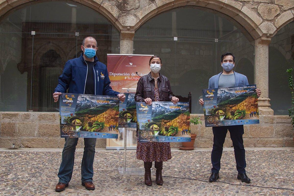 El Otoño Mágico del Valle del Ambroz aplaza las actividades con asistencia de público