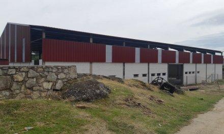 Acebo restaura el pabellón municipal por 69.000 euros