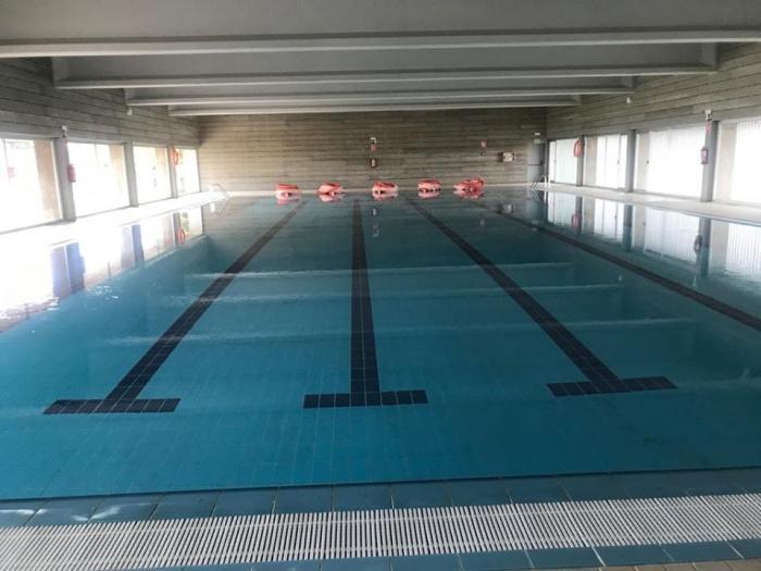 El consistorio de Moraleja prevé que la piscina climatizada esté disponible en noviembre