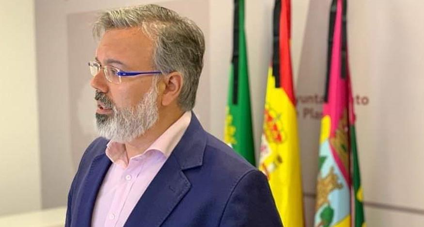 Pizarro denuncia la falta de inversión en Plasencia en los Presupuestos Generales del Estado