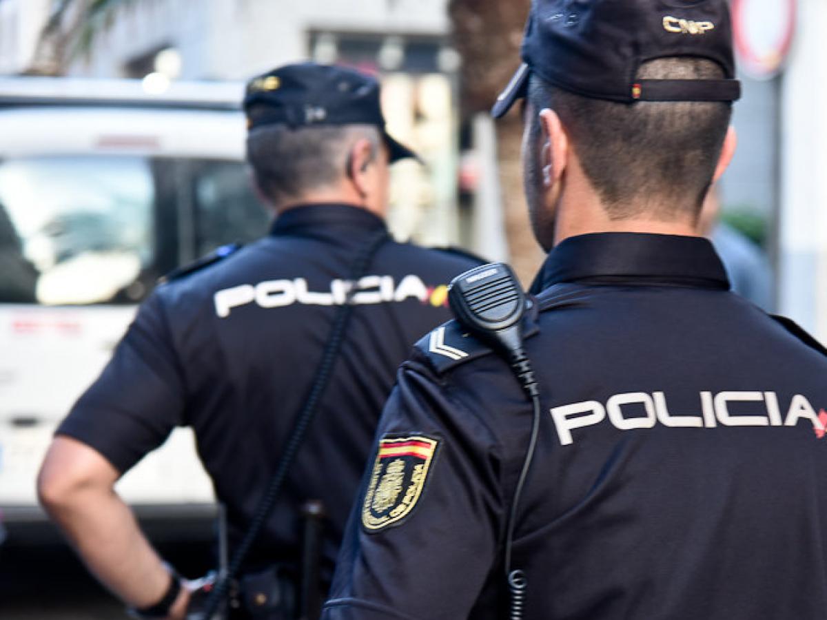 La policía controlará el cumplimiento de las cuarentenas en Cáceres, Mérida y Badajoz