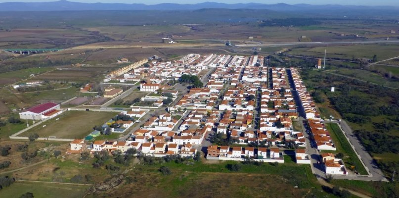 Coria y la pedanía de Puebla de Argeme alcanzan los 108 positivos por Covid