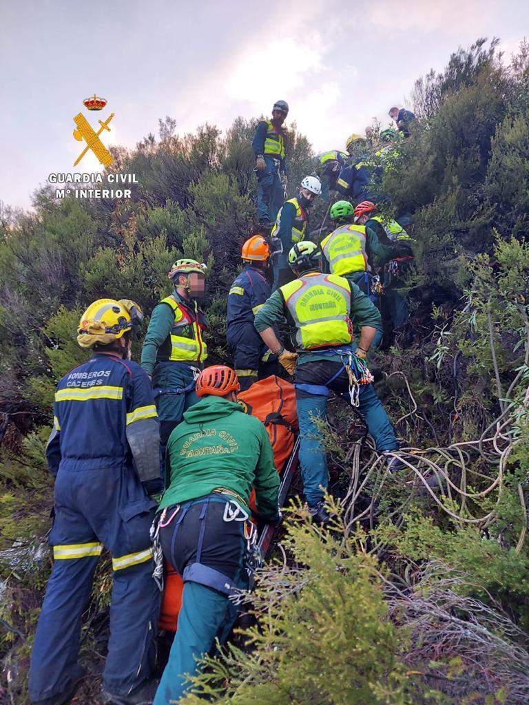 El fallecido en el accidente de Torrecilla es un piloto de la Iberian Classic Raid