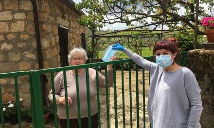 Hospitalizado el primer positivo por Covid de Villasbuenas de Gata