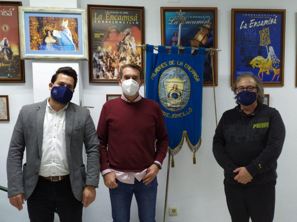 El coronavirus obliga a cancelar La Encamisá de Torrejoncillo
