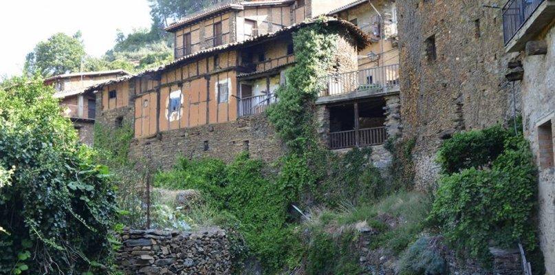 Robledillo de Gata es el municipio con el porcentaje más alto de viviendas turísticas