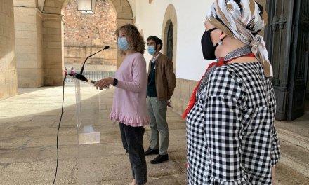 Cáceres anima a los ciudadanos a llevar una vida activa para prevenir el cáncer