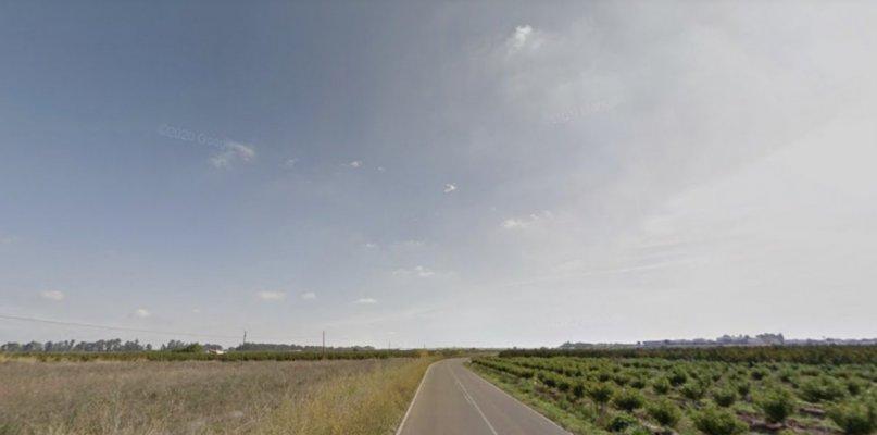 Herido un anciano de 80 años en una colisión entre un coche y un quad en Berlanga