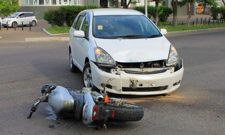 Herido grave un joven de 27 años tras una colisión en Valverde de Leganés