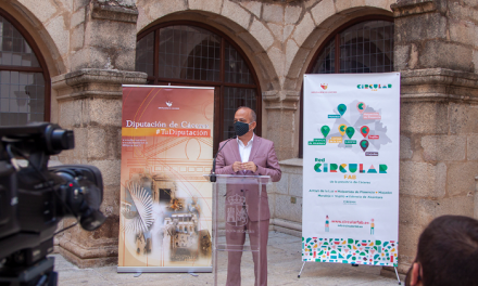 Cáceres se convierte en el centro de referencia de seis municipios para la creación de empresas