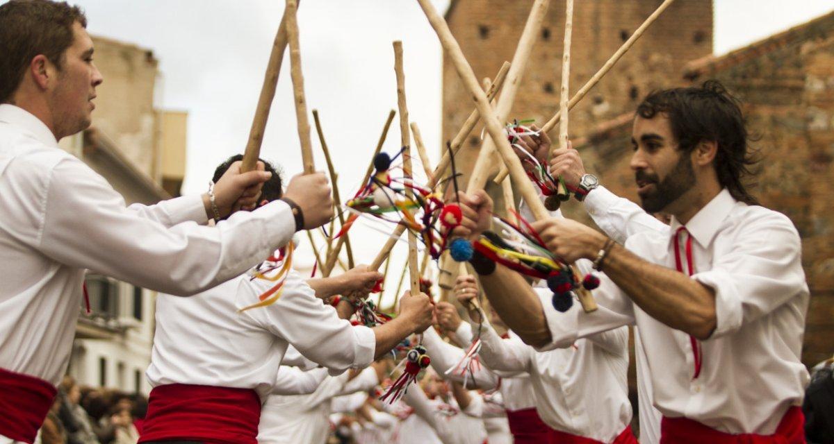 Las danzas y fiestas de San Blas de Garbayuela ya son Bien de Interés Cultural