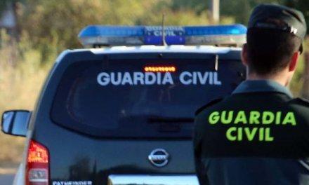 La Guardia Civil cierra las entradas de Vegaviana para controlar los desplazamientos