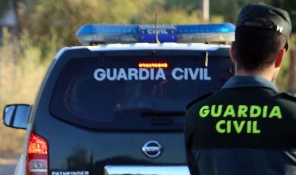 Rescatan a varias personas atrapadas en la carretera cerca de Villarta de los Montes