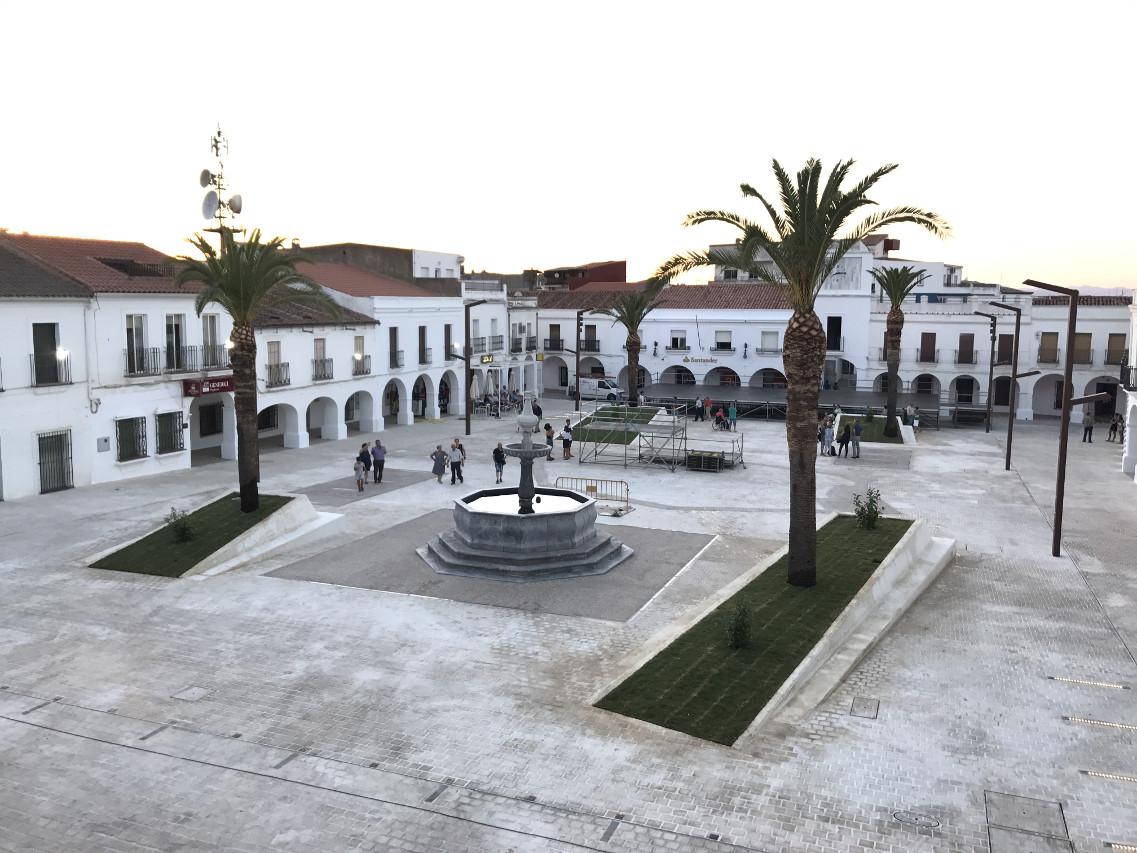 Holguera, Herrera y Arroyo están entre las localidades en las que se reducen aforos