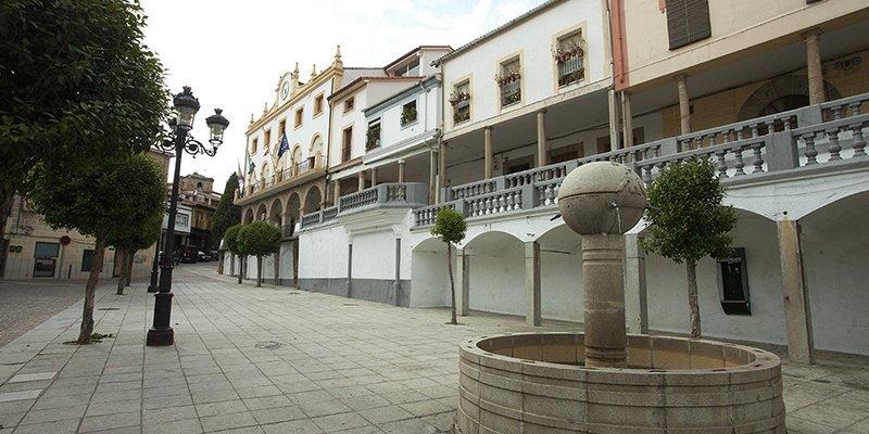 El área de Plasencia notifica contagios en Jaraíz, Carcaboso y Aldeanueva de la Vera