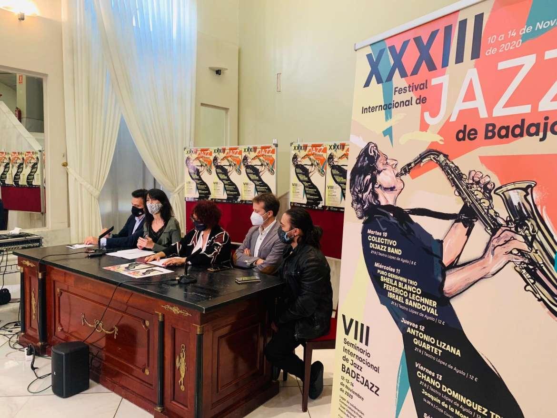 Chano Domínguez y  Perico Sambeat estarán en el Festival de Jazz de Badajoz