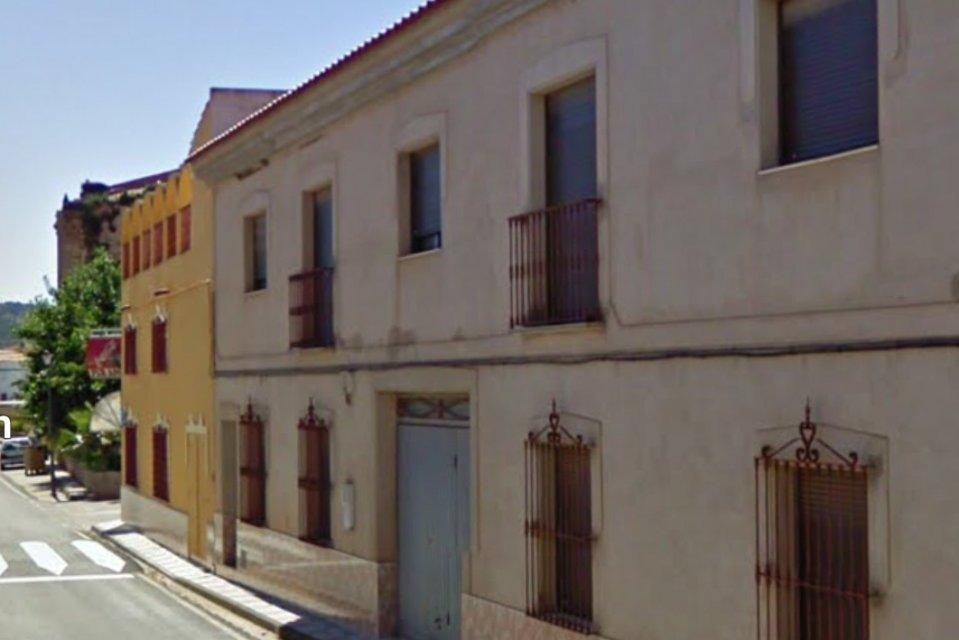 Derivan en estado grave al Hospital de Zafra a un peatón atropellado en La Morera