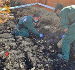 Investigan a un vecino de Malpartida de la Serena por un incendio intencionado