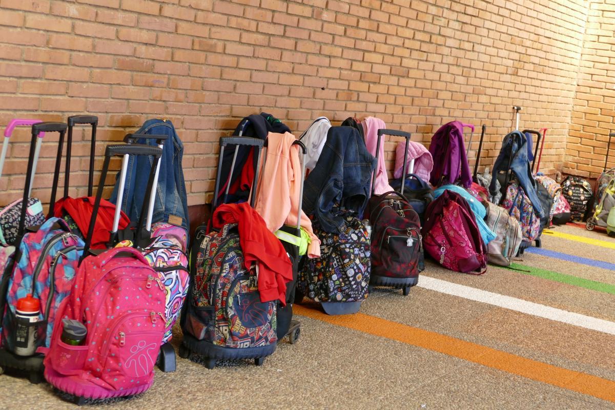Los alumnos de Almendralejo sí pueden salir a estudiar a pesar del confinamiento