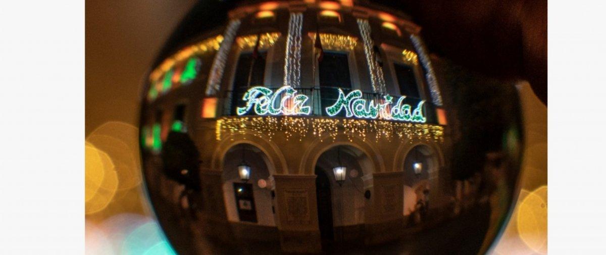 Mérida ya tiene fotografía para promocionar este año la Navidad