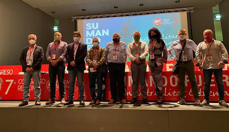 Ricardo Salaya resulta elegido nuevo secretario general de UGT FICA