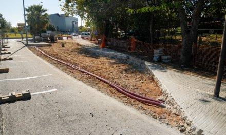 Mérida mejora la accesibilidad en cinco paradas de autobuses