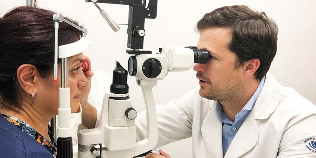 La Junta destina más de un millón de euros para mejorar el área de Oftalmología