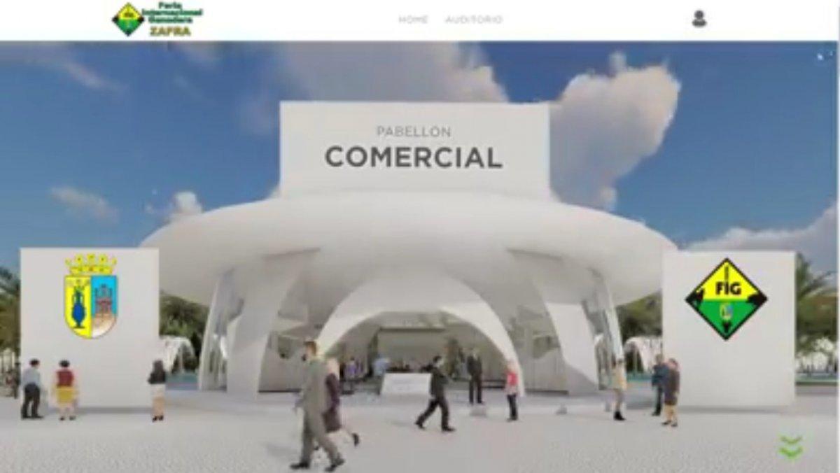 La feria comercial virtual de Zafra abrirá nuevas oportunidades de negocio