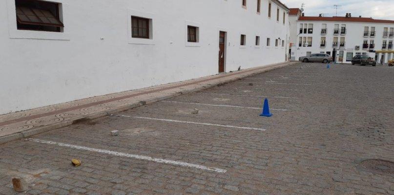 Olivenza tendrá un parking de coches inteligente