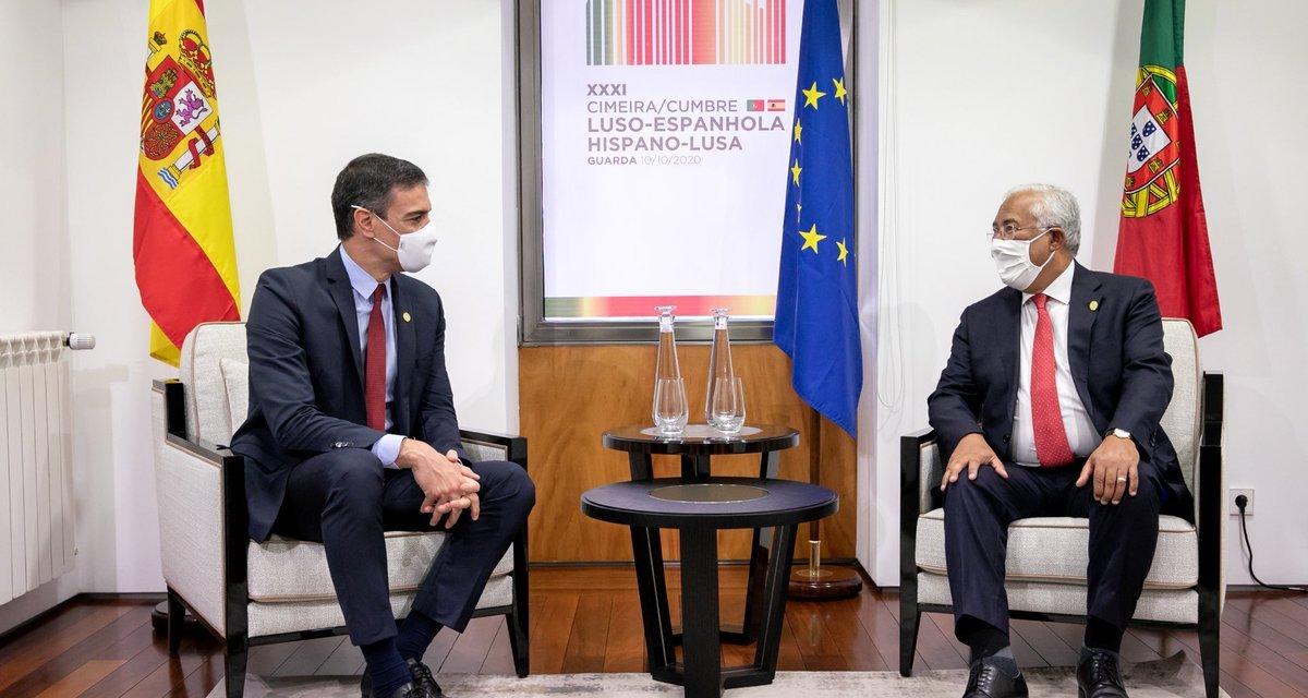 España y Portugal reafirman la autovía Castelo Branco-Moraleja y el puente que unirá Nisa y Cedillo