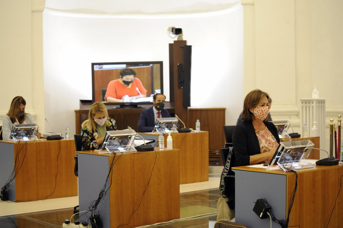 Piden a la Junta que informe ya sobre el brote del centro de discapacitados de Don Benito