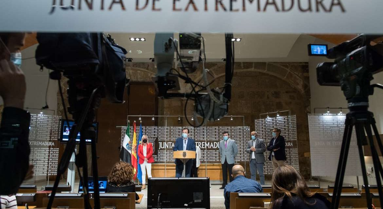 La Junta destina 590 millones de euros al plan de empleo creado para frenar la crisis