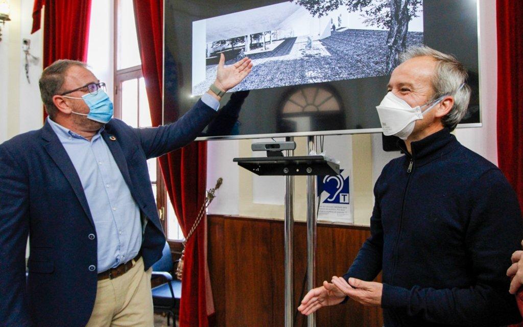 Mérida creará una gran plaza pública en el antiguo convento de Las Concepcionistas