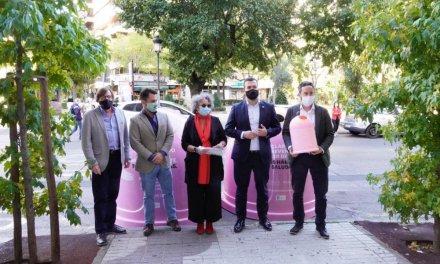 Cáceres cuenta ya con dos iglúes para colaborar en la lucha contra el cáncer de mama
