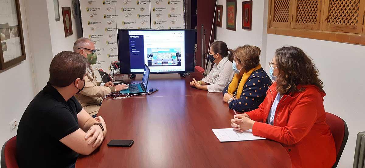 La Feria de Zafra tendrá una muestra comercial virtual del 27 al 30 de este mes
