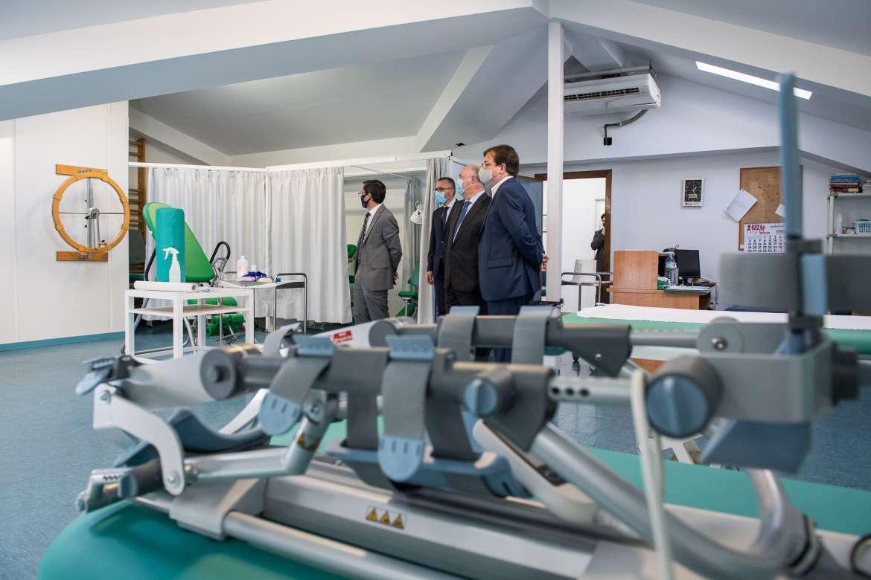 El Hospital Ribera Santa Justa de Villanueva moderniza sus instalaciones