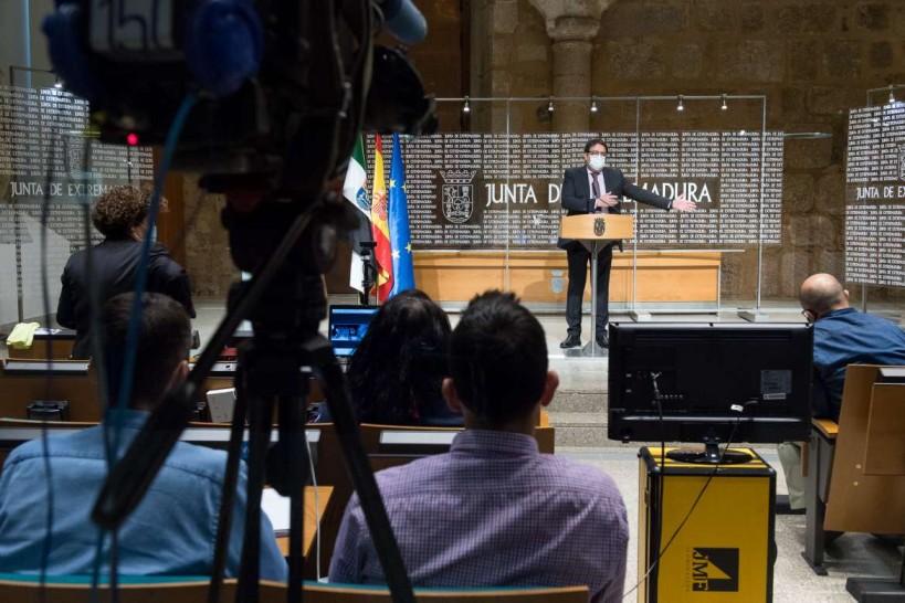 La Junta vigila diez localidades por la incidencia del virus, entre ellas Plasencia, Cilleros y El Batán