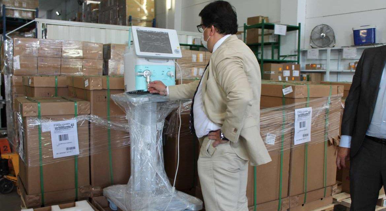 Sanidad destina 773.000 euros para la compra urgente de material sanitario