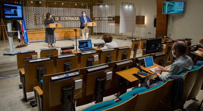 La elevada incidencia de casos de Covid en Navalmoral obliga a la Junta a aplicar restricciones