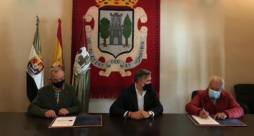 Plasencia renueva por 275.000 euros los convenios con entidades sociales