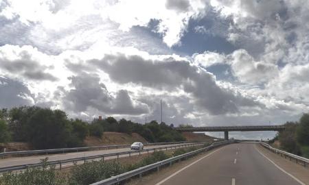 Herido grave un varón de 40 años al salirse de la carretera a la altura de Trujillo