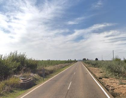 Un joven sufre traumatismo lumbar y dolor cervical tras un accidente en Novelda del Guadiana