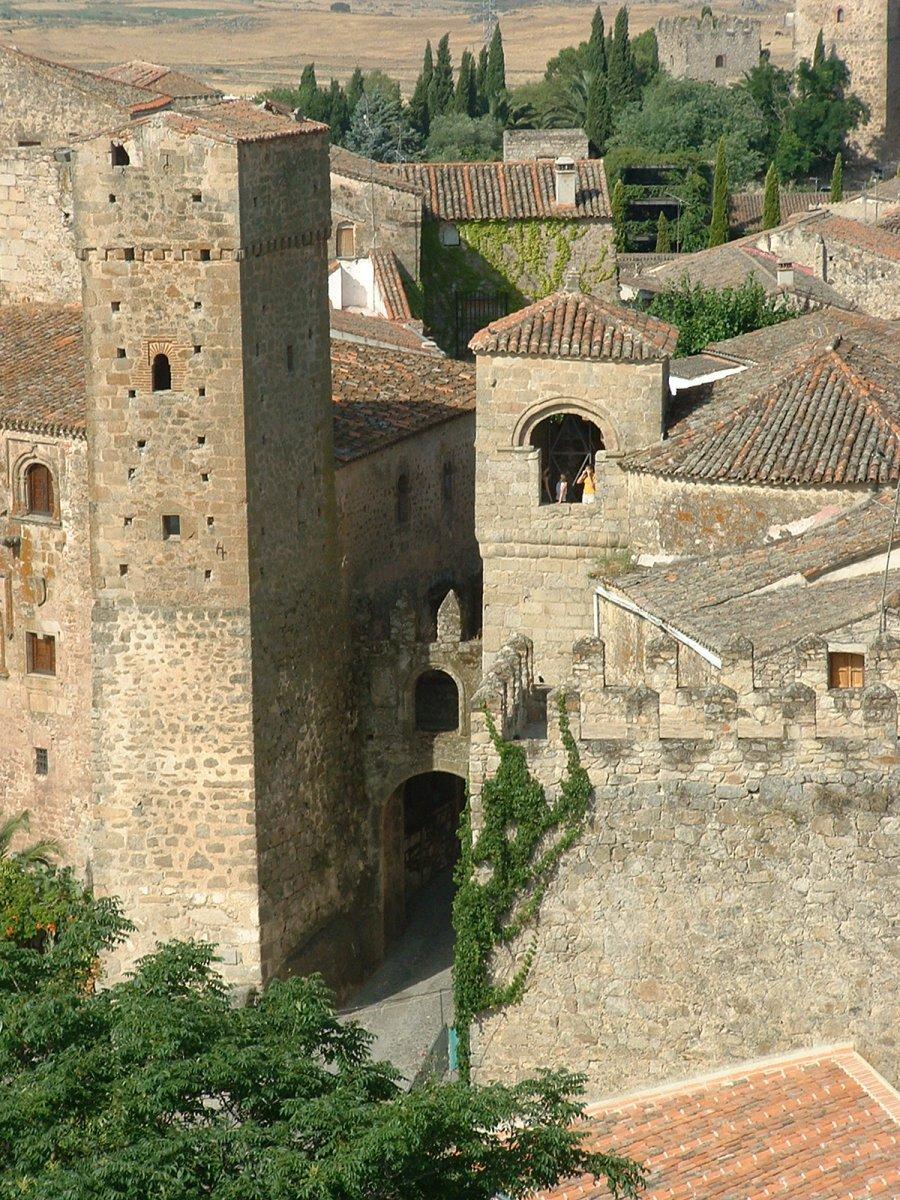 El Palacio de los Chaves de Trujillo