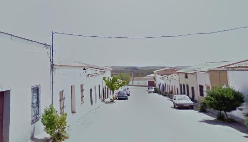 Un incendio calcina una vivienda en Puebla del Prior