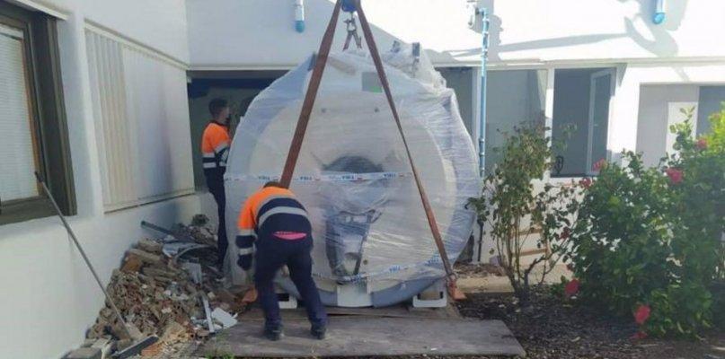 El Hospital Don Benito-Villanueva incorpora nuevo equipo de resonancia magnética