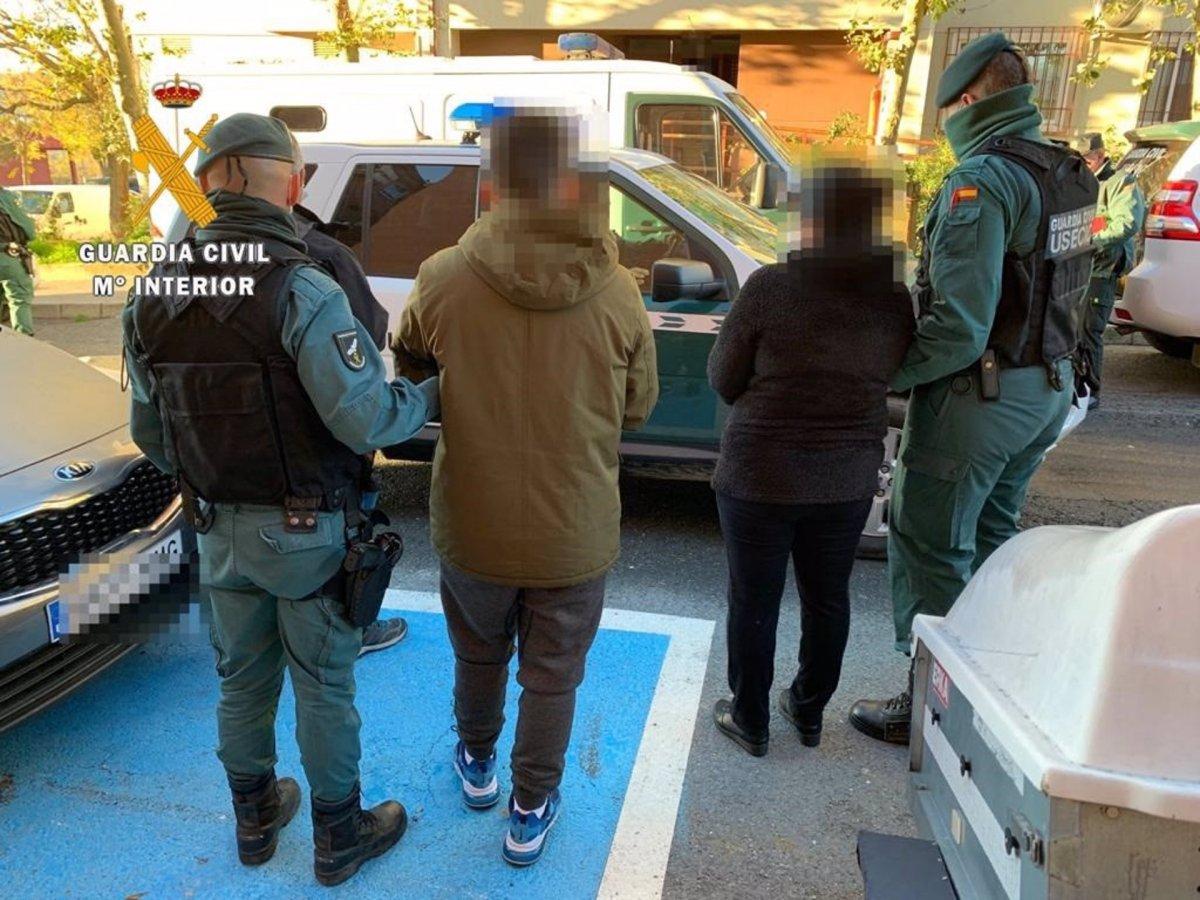 Detenidas doce personas en el norte de Cáceres por tráfico de drogas