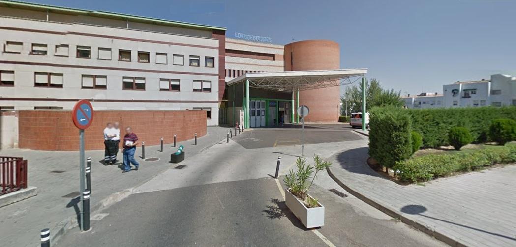 Herido un joven de 26 años en un accidente de tráfico cerca de la Ciudad Deportiva de Mérida
