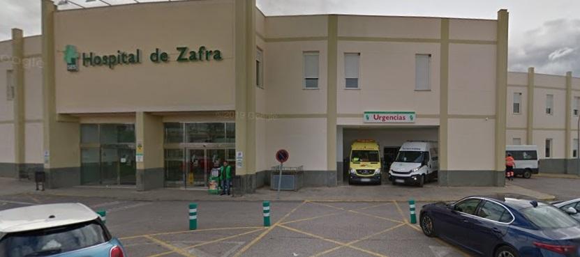 El motorista que sufrió un accidente en Zafra continúa en estado muy grave