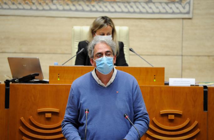 """Unidas por Extremadura acusa al gobierno de Vara de """"no ser eficaces"""" en la lucha contra la Covid"""