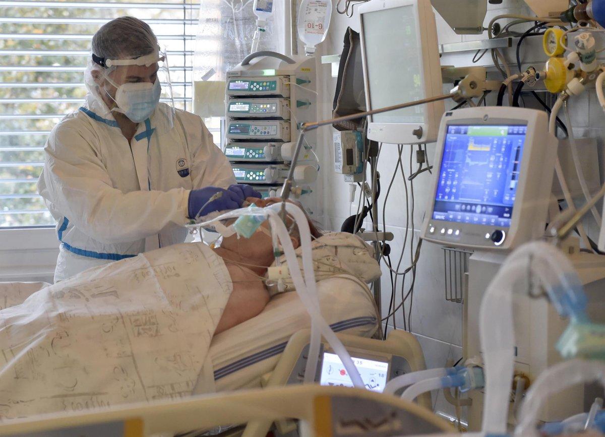 El área de Badajoz confirma 182 casos y la ciudad tiene 44 positivos ingresados